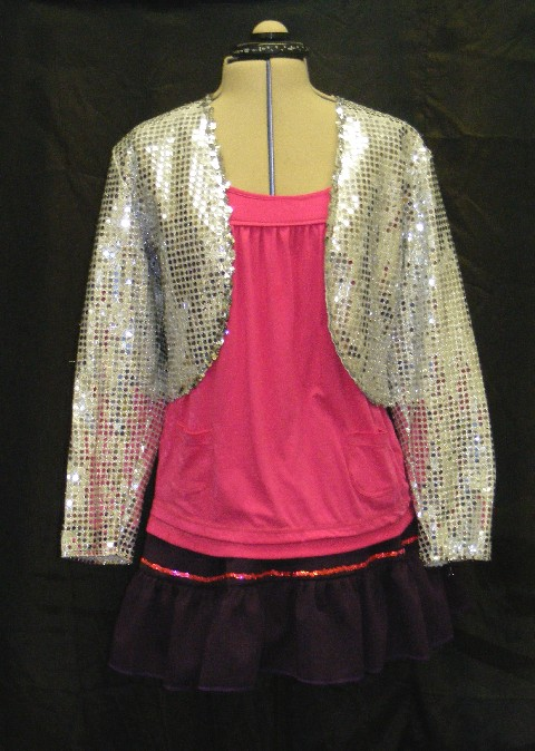 A.C.T.S. High Scool Musical Costume Rentals, Sharpay Evans